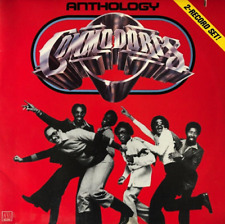 COMMODORES - Anthology (LP) (VG-/VG)