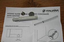 K Push to Open  Short Version  with Magnet  -- Italiana ( Hafele )
