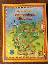Mein erster Deutschland Bildatlas von Michael Holtmann und Stefan Lohr (2011,...