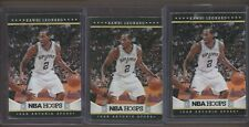 Investor Lot of (3) 2012-13 NBA Hoops #236 Kawhi Leonard Spurs RC Rookie