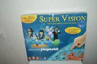JEU STAR SUPER  VISION PLAYMOBIL SUPER 4 DUJARDIN MISSION OBSERVATION