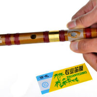Wholesale Dimo Special Natural Bamboo Flute Chinese Flute Diaphragm Membrane ME