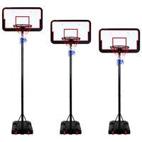 Basketball Net Height Adjustable 205-305cm 3 Meter Hoop Weighted Backboard Stand