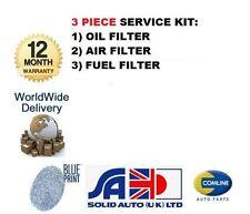 FOR TOYOTA COROLLA 1.4 1.6 VVTi 1999-2001 SERVICE SET OIL AIR FUEL FILTER KIT