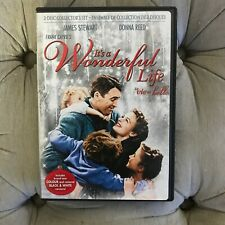 It's A Wonderful Life - Collector's Set New Color & Restored B&W 2 disc DVD