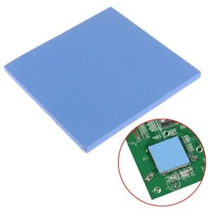 Graphics Card CPU Thermal Conductive Pad 100mm x 100mm x 3mm