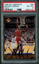 1998 Upper Deck MJx MJ Timepieces Die-Cut Gold Michael Jordan Bulls HOF 16/23
