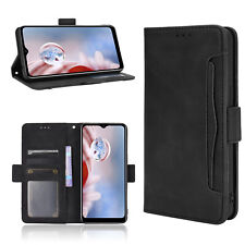 For HTC Desire 20+ / 20 Plus Multi-Card Slot PU Leather Wallet Stand Phone Case