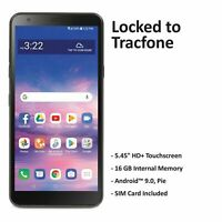 Tracfone LG Journey 4G LTE Prepaid Cell Phone