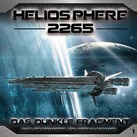 HELIOSPHERE 2265 - FOLGE 1: DAS DUNKLE FRAGMENT  CD NEU