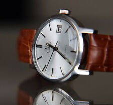 Vintage OMEGA Geneve Date Automatic Cal. 1481 1971 Herren