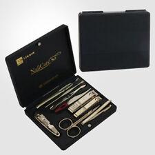 Three Seven 777 Travel Manicure Pedicure Grooming Set, steel, TS-4700VG