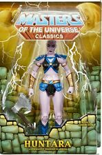 Masters of the Universe Clásicos Huntara Valiente Silaxian Guerrero FIGURA