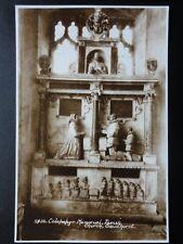Kent: Goudhurst - Colepepyr (Culpepper) Memorial, Parish Curch c1957 RP Postcard