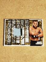 Daniel Cormier Relic 63/88 2015 Topps UFC Knockout Fight Mat Relics Gold