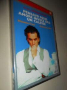 DVD-VIDEO-PENSAVO FOSSE AMORE INVECE ERA UN CALESSE-M.TROISI -- ORIGINALE - 1991