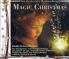 MUSIK-DOPPEL-CD NEU/OVP - Magic Christmas - Der Zauber der Weihnachtszeit
