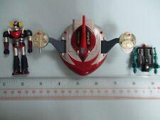 Bandai Popy Chogokin UFO Grendizer Gashapon Goldorak Mazinger DX Bullmark GX 04