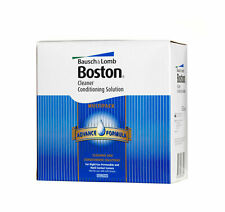 Boston Advance Cleaner Conditioning Contact Lens Solution 3 Month Pack