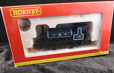 Hornby Boxed Industrial Steam Locomotive OO Scale R2361 0-4-0ST Great Condition