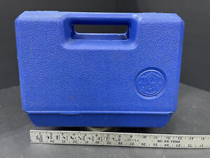 vintage Smith and Wesson Plastic box