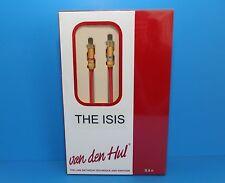 Original Van den Hul The ISIS Phono Kabel RCA - RCA Länge 80 cm OVP -ungeöfnet
