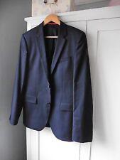 Hugo Boss Navy Super 130 Suit. UK & US 38 EU 48