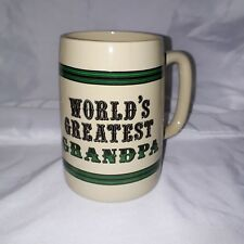 Russberrie And Co. Worlds Greatest Grandpa Mug