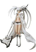 New Medicom Toy RAH 572 Black Rock Shooter Figure White WFLimited Edition JAPAN