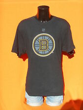 BOSTON BRUINS T Shirt Brad Marchand #63 Reebok NHL Hockey Logo Canada Champion