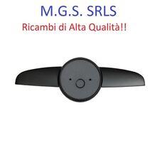 Supporto Fregio Cofano Superiore con Primer Nero Opaco ALFA ROMEO 147 2004/2011