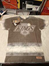 Los Angeles Kings Mitchell & Ness Tshirt Sz Medium