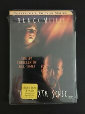 The Sixth Sense Collector's Edition Series Bruce Willis Dvd New factory sealed