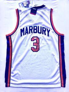Stephon Marbury Signed Jersey