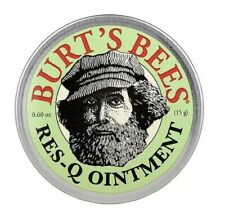 Burt's Bees Res-Q Ointment 0.6 oz Pack of 2