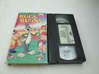 Bugs Bunny VHS Featuring Whole Hour of 8 Cartoons (1992 GoodTimes Home Video)