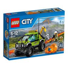 Volcan camion exploracion Lego 60121