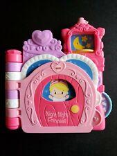 Fisher Price Disney Night Night Princess Talking Interactive Baby Toy Book Pink