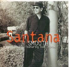 CD CARTONNE 1T SANTANA  SMOOTH  FEATURING  ROB THOMAS    DE 1999   NEUF SCELLE