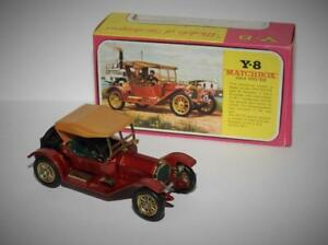 LESNEY MATCHBOX 1969 MODELS OF YESTERYEAR MINT BOXED 1914 STUTZ ROADSTER Y8-3