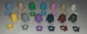 LEGO 13 Darth Vader Type 2 Helmet Solid Colors Rare Hard To Find