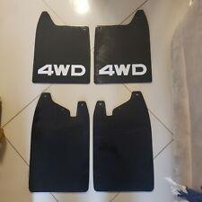 1984-1988 4WD  MUD FLAPS SET,SPLASH GUARDS,  4X4 FITSTOYOTA 4RUNNER  4 RUNNER