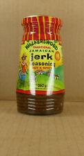 280gr Traditional Jamaican Jerk Seasoning HOT&SPICY von Walkerswood aus Jamaika