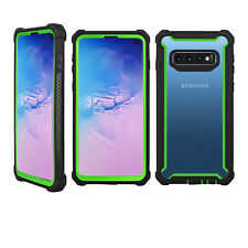 Shockproof Waterproof For Samsung Galaxy S8 S9 S10 S10e Note 8 9 Plus Case Cover