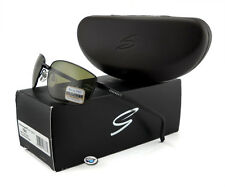 New SERENGETI AGAZZI 7561 Polarized Sunglasses | Black with Polar PhD 555nm Lens