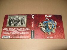 Edguy  Age of the Joker 2 CD, Digipack cds Ex+ condition/Digi Vg/Ex (C27)