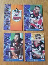 Nzrfl Carte Crazy Authentics Rugby League 1996 - 4 Counties Manukau héros cartes
