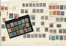 S30 MORE Colombia early lot hinged on 8sides +1card