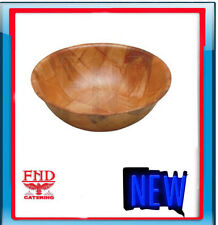 Unbranded Wooden Decorative Plates & Bowls