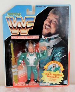 Hasbro WWF Ted Dibiase Million Dollar Man Sealed 1991 action figure